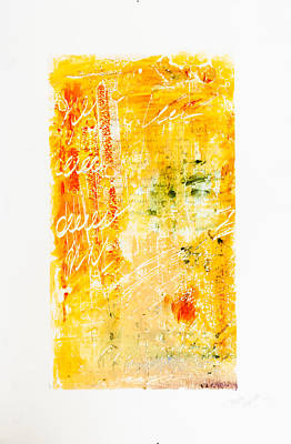 Limited Edition Mixed Media - Love Letters by Maria  Lankina