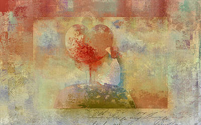 Love Tree - Pst02z01 Print by Variance Collections