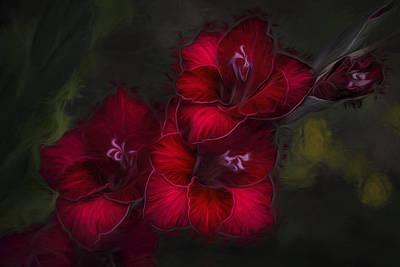 Loving Print by Vronja Photon