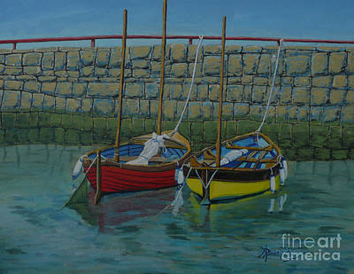 Low Tide Original by Anthony Dunphy
