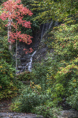 North Carolina Photograph - Lower Leatherwood by Jason Swint
