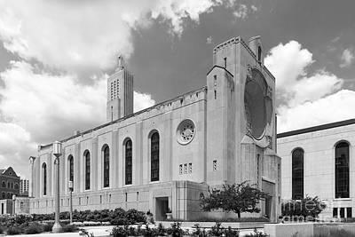 Liberal Photograph - Loyola University Madonna Della Strada Chapel by University Icons