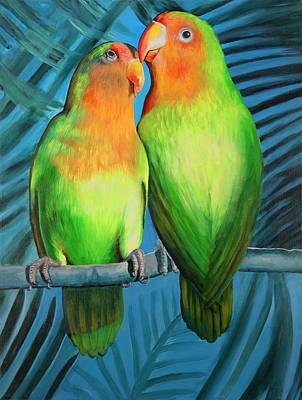Luckybird Original by Peter Bonk