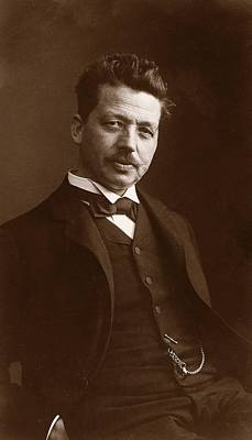 Eugenics Photograph - Ludwig Aschoff by American Philosophical Society