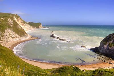 Dorset Photograph - Lulworth by Joana Kruse