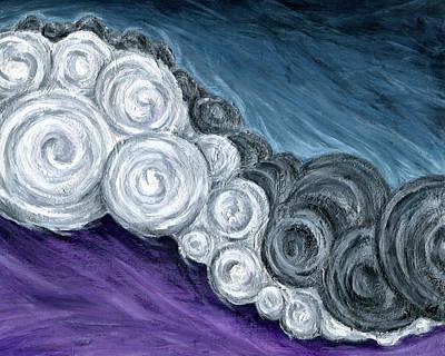 Sky Painting - Lump Sum by Logan Hoyt Davis