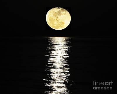 Luna Photograph - Lunar Lane 03 by Al Powell Photography USA