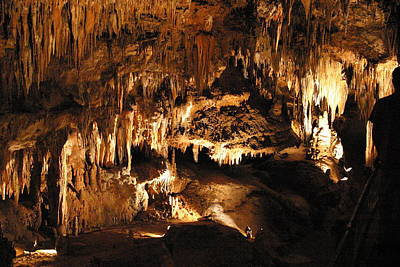 Luray Caverns - 121258 Print by DC Photographer