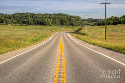 Northern Michigan Photograph - M 22 In Northport by Twenty Two North Photography