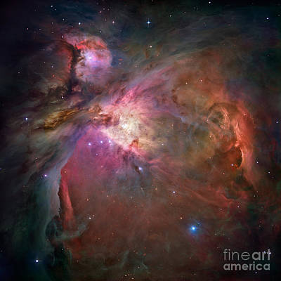 M42-ngc 1976-orion Nebula Original by Science Source