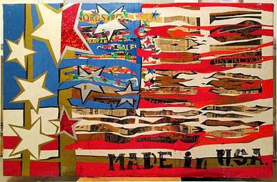 made in USA Original by Hal Weyant