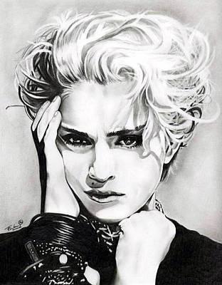 Madonna Original by Fred Larucci