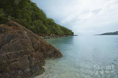 Miami Photograph - Magens Rocks by Eyzen M Kim
