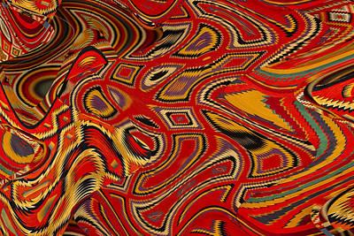 Magic Carpet Ride Photograph - Magic Carpet Ride by Gary Holmes