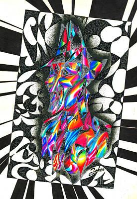 Wizard Print by Joker Gallery