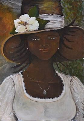 Magnolia Print by Sonja Griffin Evans