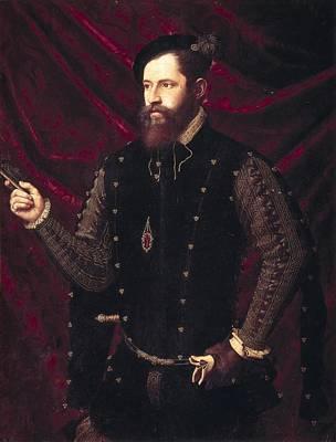 Ma�ip, Vicente 1480-1550. Portrait Print by Everett