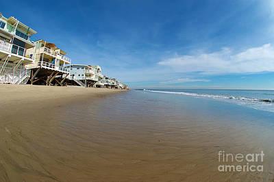 California Ocean Photograph - Malibu Beach by Micah May