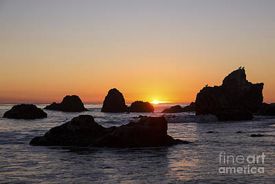 California Photograph - Malibu Los Angeles by Shishir Sathe