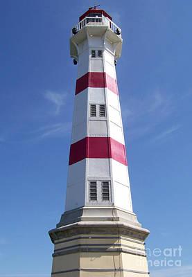 Malmo Photograph - Malmo Lighthouse 02 by Antony McAulay
