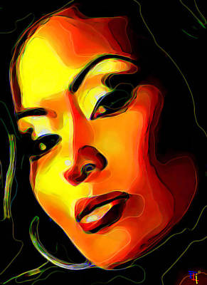 Mamacita Original by  Fli Art