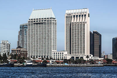 Manchester Grand Hyatt San Diego Original by Photographic Art by Russel Ray Photos