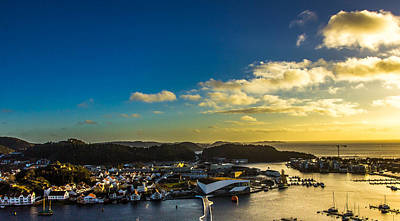 Mandal Photograph - Mandal Norway by Ben Foster