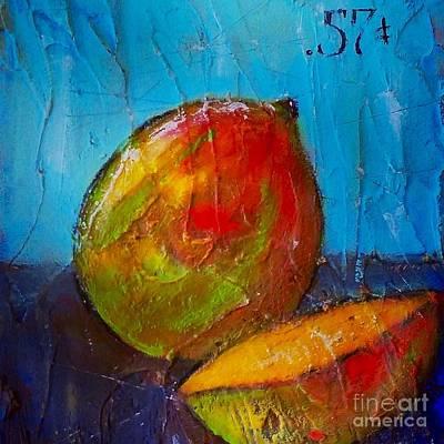 Mango Mixed Media - Mango 57 by Vickie Scarlett-Fisher