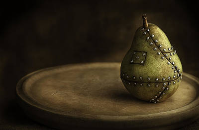 Fruit Photograph - Manipulated Fruit by Dirk Ercken