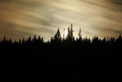 Photograph - Manning Mists by Angela Hansen