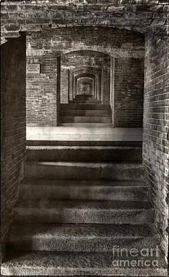 Many Doorways Print by Cindi Ressler