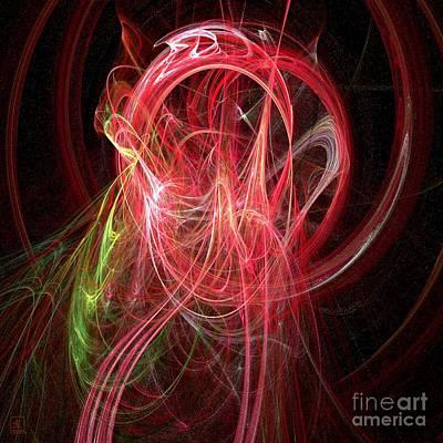 Artport Digital Art - Mara by Jeanne Liander