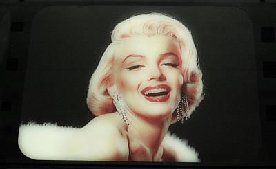 Marilyn Dream Print by Matthew Bamberg