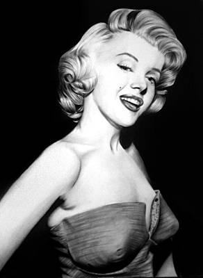 Marilyn Monroe  Original by Desire Doecette