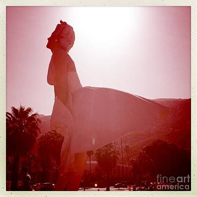 Marilyn Monroe Palm Springs Original by Nasser Studios