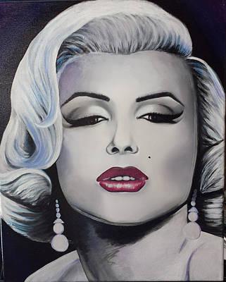 Marilyn Monroe Original by Victoria  matamoros