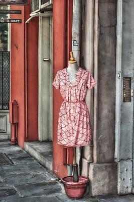 Market Fashion Print by Brenda Bryant