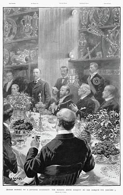 Marquis Hirobumi Ito (1841-1909) Print by Granger