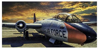 Oldzero Photograph - Martin Canberra by Steve Benefiel