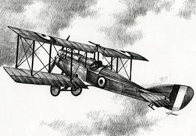 Martinsyde G 100 Original by James Williamson