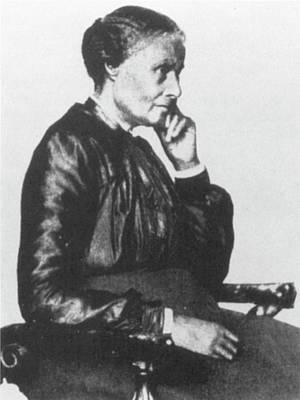 Mary Ellen Pleasant (1814-1904) Print by Granger