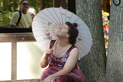 Maryland Renaissance Festival - People - 121274 Print by DC Photographer
