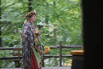 Maryland Renaissance Festival - People - 121288 Print by DC Photographer