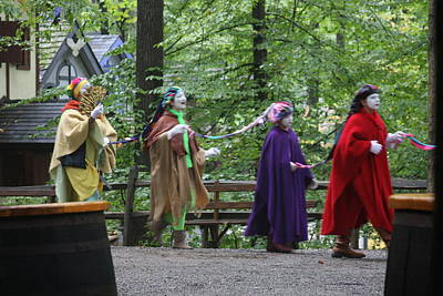 English Photograph - Maryland Renaissance Festival - People - 121290 by DC Photographer
