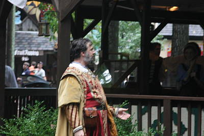 Maryland Renaissance Festival - People - 121291 Print by DC Photographer