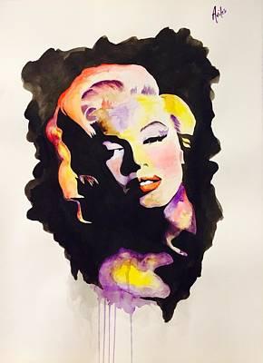 Marylin Monroe Original by Edgar Aviles
