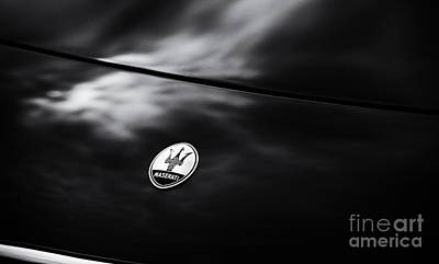 Sixties Photograph - Maserati 3500 Gt Abstract by Tim Gainey