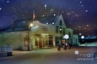 Mast General Store Print by Benanne Stiens