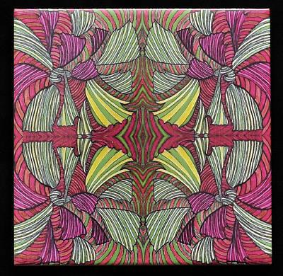 Ceramic Mixed Media - Mat-link by Rahel TaklePeirce