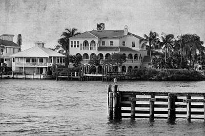 Florida House Photograph - Matanzas Pass - Fort Myers Beach - Florida by Kim Hojnacki